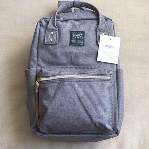 Anello gray mini backpack NWT